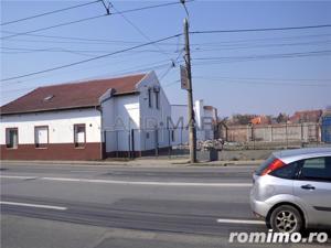 Exclusivitate! Show room,depozit si parcare,Calea Lugojului Timisoar - imagine 4