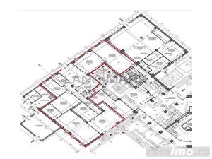 Spatiu birouri , 660mp, cladire noua, Central Timisoara - imagine 11