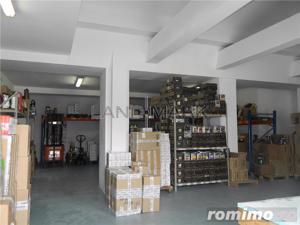 Exclusivitate! Show room,depozit si parcare,Calea Lugojului Timisoar - imagine 14