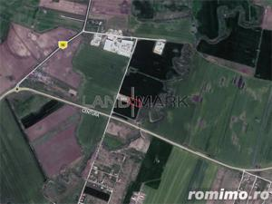 Teren industrial cu PUZ pe CENTURA - imagine 1