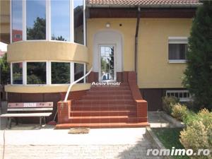 Vila 15 camere, 1330mp curte, piscina,ideal pt. afacere, Rosu-Chiajna - imagine 14