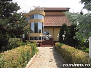 Vila 15 camere, 1330mp curte, piscina,ideal pt. afacere, Rosu-Chiajna - imagine 12