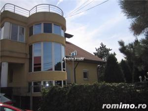 Vila 15 camere, 1330mp curte, piscina,ideal pt. afacere, Rosu-Chiajna - imagine 9
