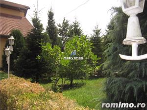 Vila 15 camere, 1330mp curte, piscina,ideal pt. afacere, Rosu-Chiajna - imagine 8