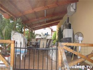 Vila 15 camere, 1330mp curte, piscina,ideal pt. afacere, Rosu-Chiajna - imagine 15