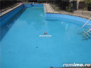 Vila 15 camere, 1330mp curte, piscina,ideal pt. afacere, Rosu-Chiajna - imagine 17
