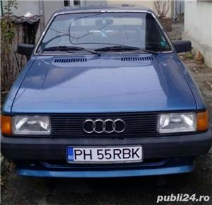 Audi 80 CC cutie automata vehicul istoric - imagine 1