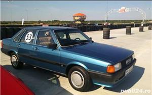 Audi 80 CC cutie automata vehicul istoric - imagine 2