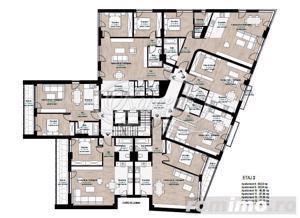 Apartament cu 1 camera in zona strazi  Constantin Brancusi - imagine 3