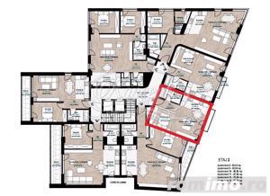 Apartament cu 1 camera in zona strazi  Constantin Brancusi - imagine 2