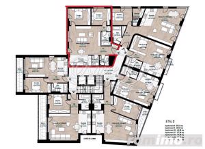 Apartament cu 3 camere, zona str. Constantin Brancusi - imagine 2