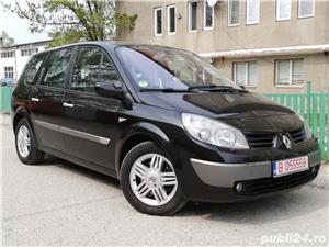 Renault Grand Scenic 7 Locuri, Navi mare,1.9 Dci,Piele,Xenon, IMPECABILA! Import recent - imagine 2