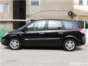 Renault Grand Scenic 7 Locuri, Navi mare,1.9 Dci,Piele,Xenon, IMPECABILA! Import recent - imagine 1
