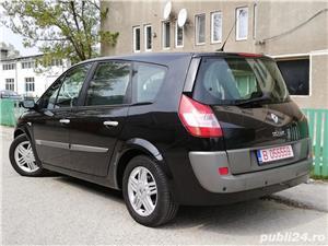 Renault Grand Scenic 7 Locuri, Navi mare,1.9 Dci,Piele,Xenon, IMPECABILA! Import recent - imagine 3