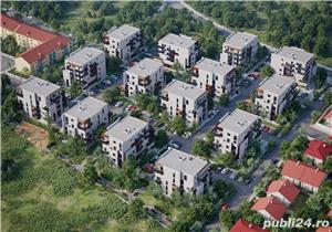 Apartamente noi 2 camere - Romanescu Park Residence - imagine 4