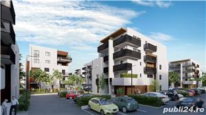 Apartamente noi 2 camere - Romanescu Park Residence - imagine 5