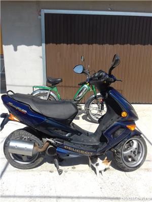 Peugeot motociclu - imagine 1