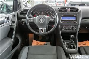 Volkswagen Golf VI 1.4 TSI Comfortline - imagine 13
