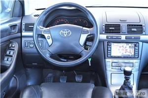 Toyota avensis AN:2008=avans 0 % rate fixe =aprobarea creditului in 2 ore=autohaus vindem si in RATE - imagine 9