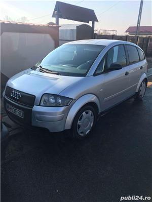 Audi A2 sau schimb - imagine 1