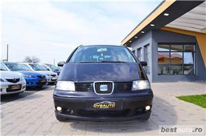 Seat alhambra an:2008=avans 0 % rate fixe =aprobarea creditului in 2 ore= autohaus vindem si in rate - imagine 11