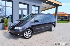 Seat alhambra an:2008=avans 0 % rate fixe =aprobarea creditului in 2 ore= autohaus vindem si in rate - imagine 1