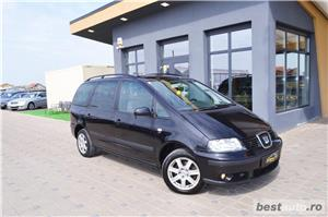 Seat alhambra an:2008=avans 0 % rate fixe =aprobarea creditului in 2 ore= autohaus vindem si in rate - imagine 2