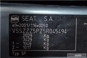 Seat toledo an:2005=avans 0 % rate fixe = aprobarea creditului in 2 ore = autohaus vindem si in rate - imagine 18