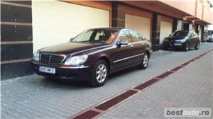 Mercedes-benz Clasa S - imagine 3