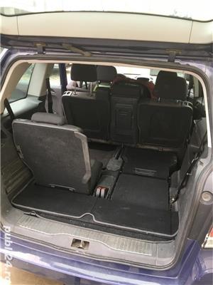Opel Zafira OCAZIE cu 7 locuri, carte de service si facturi pt fiecare reparatie. - imagine 7