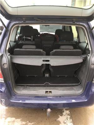 Opel Zafira OCAZIE cu 7 locuri, carte de service si facturi pt fiecare reparatie. - imagine 5