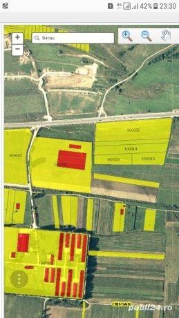 Ter.Industrial ( total 5,33 Ha ):20000mp+23300mp PUZ+10000mp (f.puz)desch.270ml DN1 Sibiu-Cristian - imagine 2