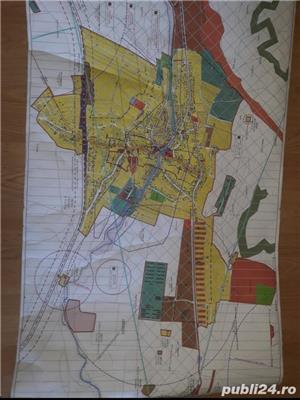 Ter.Industrial ( total 5,33 Ha ):20000mp+23300mp PUZ+10000mp (f.puz)desch.270ml DN1 Sibiu-Cristian - imagine 4