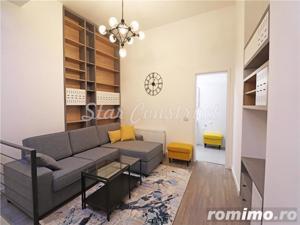 Apartament 2 camere | duplex tip Loft | design minimal - imagine 1