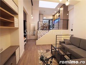 Apartament 2 camere | duplex tip Loft | design minimal - imagine 3