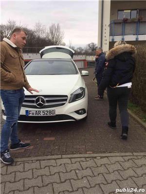 Mercedes-benz A(model deosebit)impecabil recent adus!!! - imagine 1