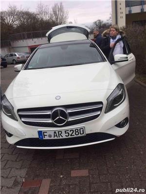 Mercedes-benz A(model deosebit)impecabil recent adus!!! - imagine 2