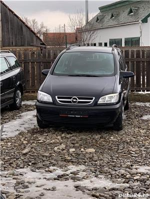 Opel zafira 1600,16v  - imagine 1