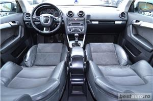 Audi A3 an:2005 =avans 0 % rate fixe = aprobarea creditului in 2 ore =AUTOHAUS vindem si in RATE - imagine 3
