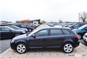 Audi A3 an:2005 =avans 0 % rate fixe = aprobarea creditului in 2 ore =AUTOHAUS vindem si in RATE - imagine 7