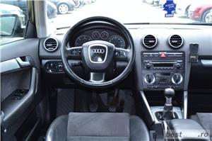 Audi A3 an:2005 =avans 0 % rate fixe = aprobarea creditului in 2 ore =AUTOHAUS vindem si in RATE - imagine 9