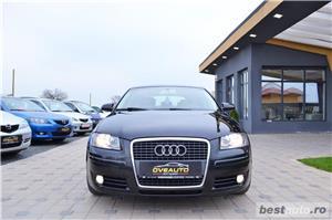 Audi A3 an:2005 =avans 0 % rate fixe = aprobarea creditului in 2 ore =AUTOHAUS vindem si in RATE - imagine 14