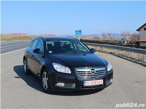 Opel Insignia 2.0 CDTI Edition, 2009 - posibilitate RATE PERSOANE FIZICE - imagine 7