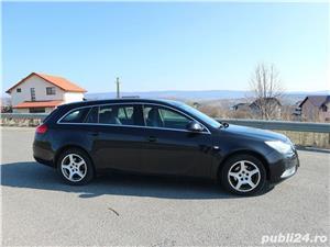 Opel Insignia 2.0 CDTI Edition, 2009 - posibilitate RATE PERSOANE FIZICE - imagine 5