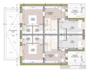 Giroc, 4 camere, 1/2 din duplex! - imagine 12