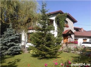 Vila superba langa padure in Corbeanca curte 3200mp - imagine 1