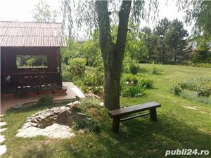 Vila superba langa padure in Corbeanca curte 3200mp - imagine 4