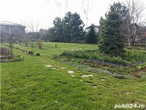 Vila superba langa padure in Corbeanca curte 3200mp - imagine 5