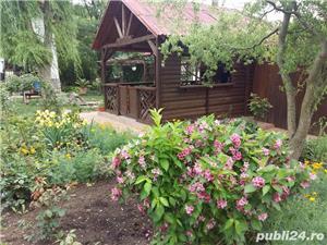 Vila superba langa padure in Corbeanca curte 3200mp - imagine 9