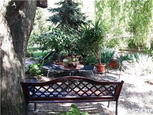Vila superba langa padure in Corbeanca curte 3200mp - imagine 11
